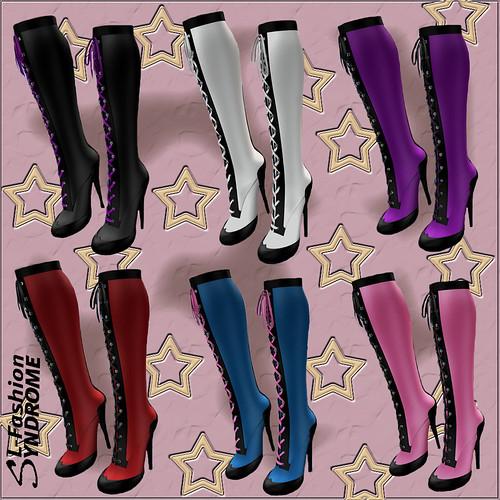 GOS - Burlesque Boots 1