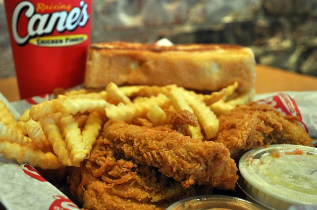 Raising Cane's Meal
