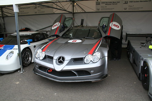 2008 Lcc Lightning Gt Concept. 2007 Mercedes Benz SLR 722 GT