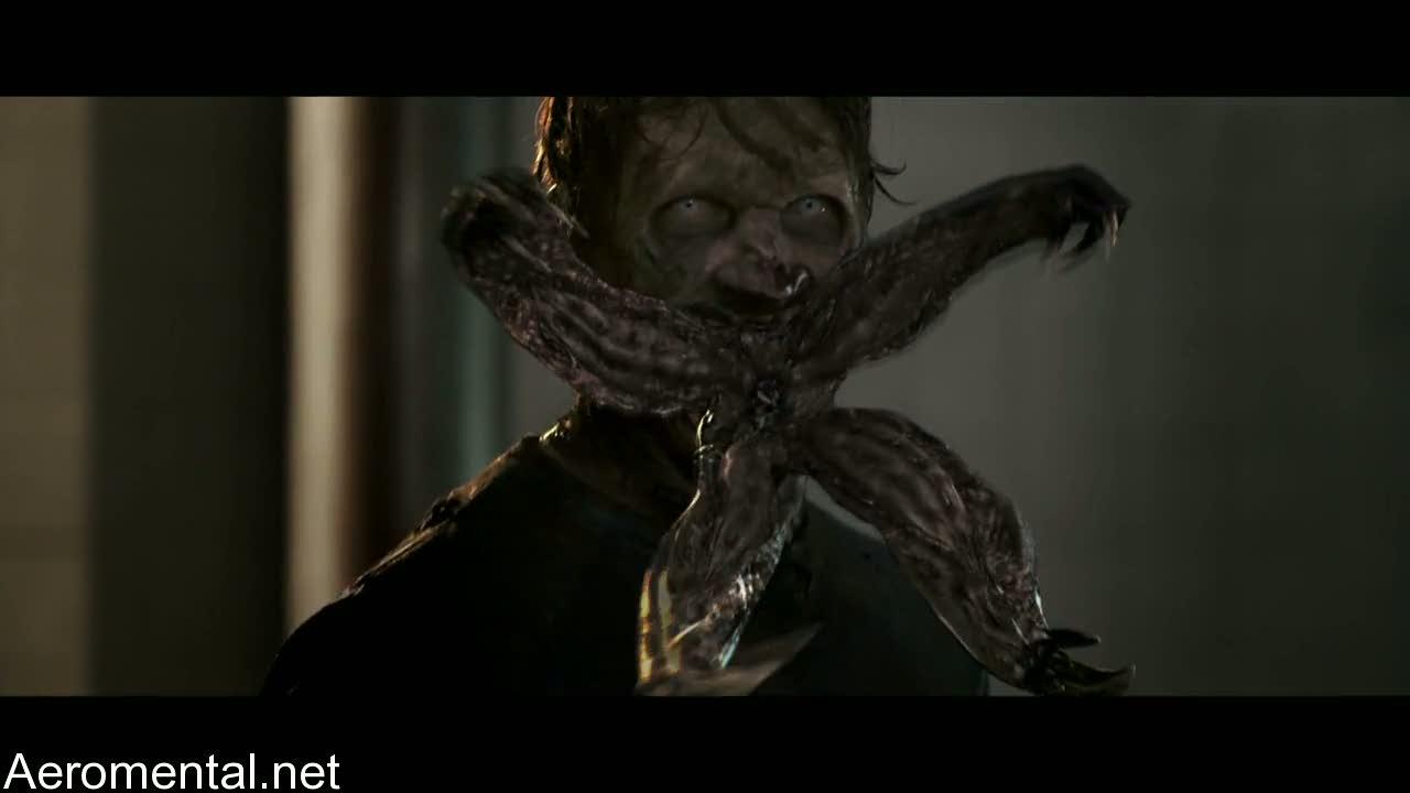 Resident Evil Afterlife Plagas Majini