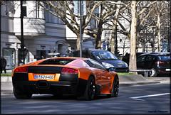 Lamborghini LP640 'SV-Edition' (JespervdN) Tags: red orange black berlin germany deutschland spider nikon mans le porsche gt edition bugatti sang lamborghini supercar sv pur carrera duitsland veyron carphotography jesper techart 8c gemballa lp640 d5000 lp5604 lp6704 lp6704sv jespervdn svedition koekert