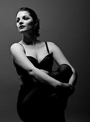 Dancer (NolaChick) Tags: george neworleans retro nola pinup hurrell michaelgildersleeve nolachick