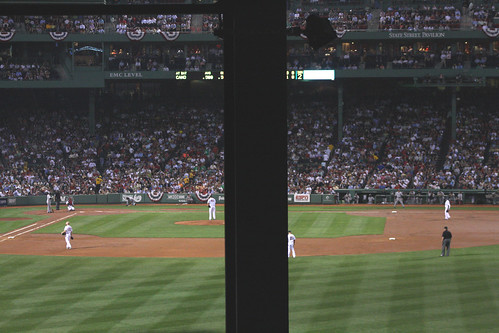 Obstructed view