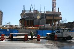 St. John's on the Lake Construction