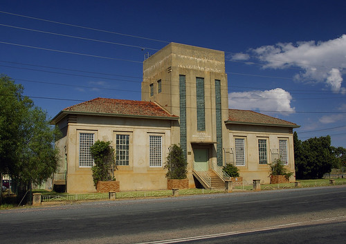 Leeton Water Filtration Plant