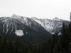 Views from Deer Creek road.