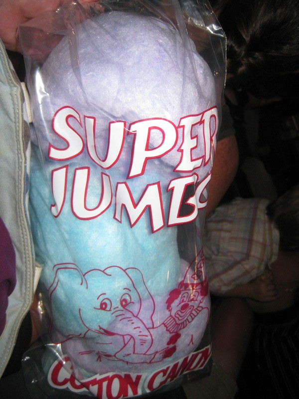 Super Jumbo Cotton Candy