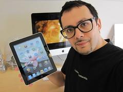 iPad til utlån