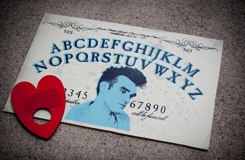 Ouija Board, won't you help me?