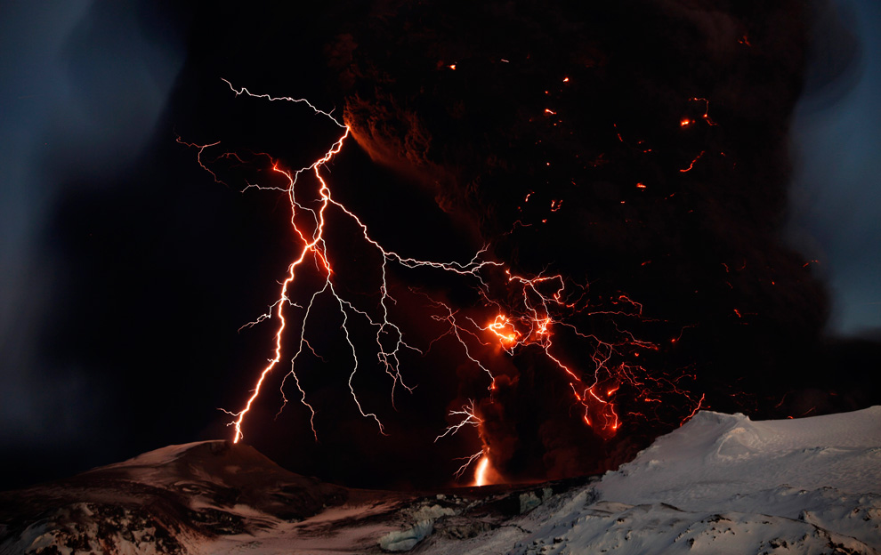 More from Eyjafjallajokull