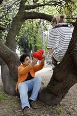 This love does not exist (Claudia Del Bianco) Tags: tree love nature happy couple sad heart faith natura triste unreal albero felice cuore amore fede coppia sincere exist sincero irreale unfaith esistere infedele