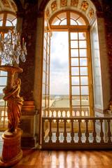 Chteau de Versailles (NealHumphris) Tags: paris france window statue canon eos gold versailles 7d chteau hdr chteaudeversailles efs1022