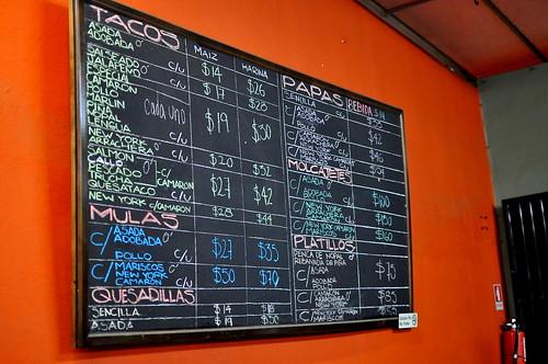 Tacos Salceados - Tijuana