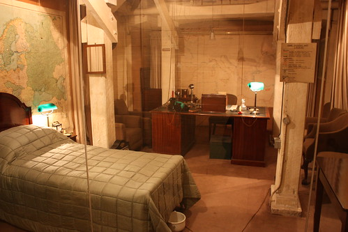 The Churchill Museum and Cabinet War Rooms, London – The Everywhereist