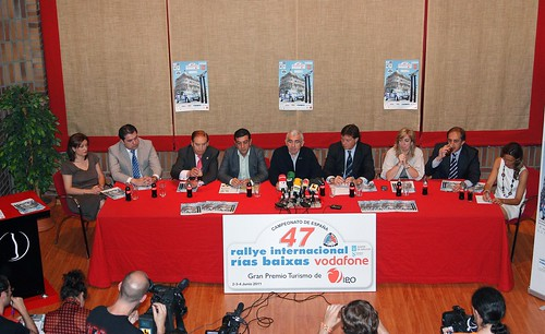 Rallye Rias Baixas 2011