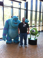 Sulley and Mike and Me