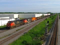 Yet Another (Wide Cab) Tags: cn train freight canadiannational eje manifest thej neenahwi elginjolieteastern a447 neenahsub dixiecontrolledsiding