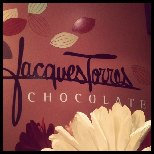 I finally made it to Jacques Torres!
