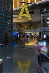Gate A Feb-10-17 (Bader Otaby) Tags: hiadih hamad hia doha aiport gates terminal arrival departure