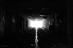 Iran - tehran - Ekbatan complex (mehryarhr1) Tags: contrast monochrome blackwhite blackandwhite composition bw tele 18135 70d canon stairs complex ekbatan tehran iran