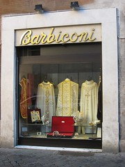Store for ecclesiastical garments