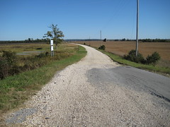 Rough Gravel Rd