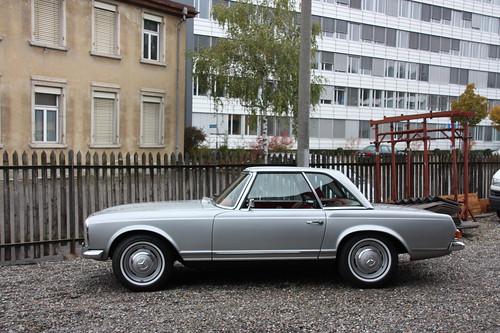 Mercedes Pagode 230 SL