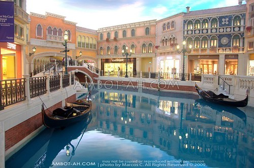 The Venetian Macau Casino and Hotel