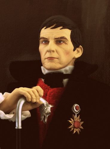 Portrait of Barnabas Collins by Inanimate Life From Inanimate Life