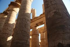 Sky High Karnak Columns (p medved) Tags: temple egypt egipto karnak luxor gypten templo egitto egypte egito tempel egypten templom tempio tapnak hram egipt misr misir chrm tempelj templu egipat egyptus