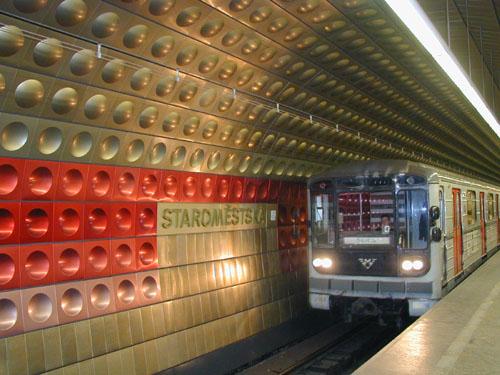 tunnelbana prag