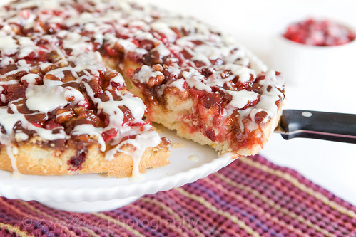 Cranberry Upside-down Cake