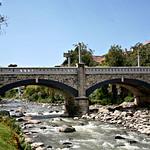 Cuenca: Puente Mariano Moreno, Río Tomebamba