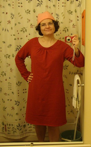 Simplicity 3696, full view, done