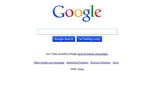 Google Jazz UI