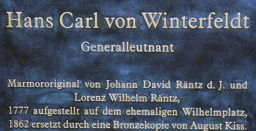 Hans Carl von Winterfeldt