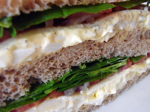 11-20 Egg Salad Sandwich