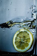 lemon splash (cadchapela) Tags: para olympus limon 1454 explored sator cadchapela