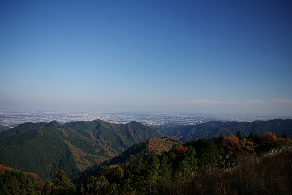 堂所山・景信山