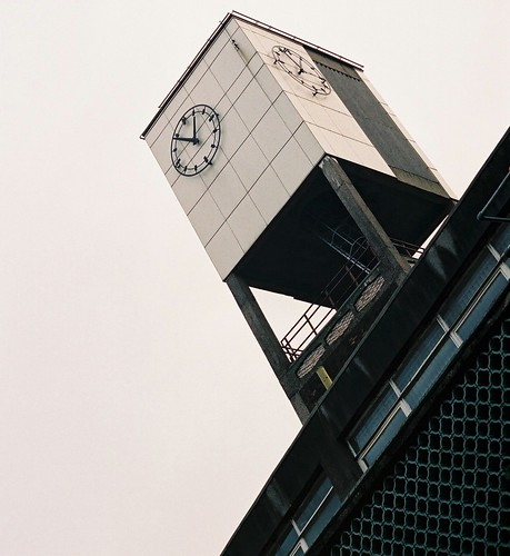 shipley town clock