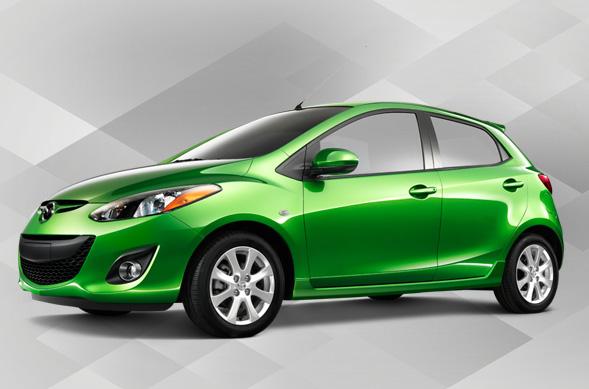 Mazda2 2011