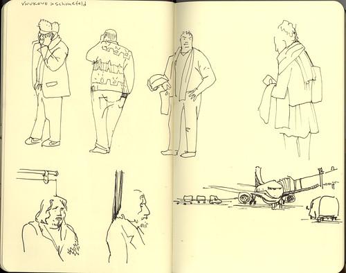 Vnukovo airport