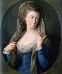 Pompeo Batoni, Portrait of a lady,1785. New Haven, Yale Center for British Art, Paul Mellon Collection (renzodionigi) Tags: portrait sculpture painting design ritratto art italian fine italiana arte