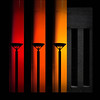 one, two & three + bricks (rita vita finzi) Tags: windows light wall composition three break colours bricks zurich lamps chimneys goldenratio 500x500 imagepoetry geometrylines winner500 urbanabstractions —obramaestra—