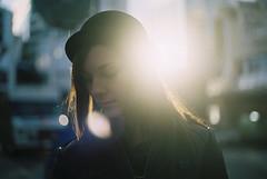 (Džesika Devic) Tags: toronto film friend downtown canonae1 expiredkodachrome
