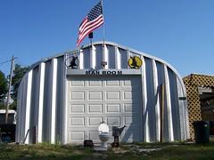 SteelMaster Steel Garage