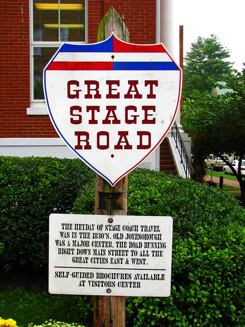 Great Stage Road