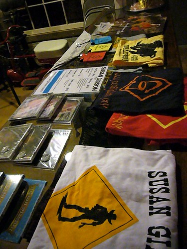 Last Merch Table of the Year