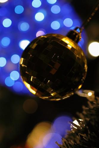 Luces Y Esferas