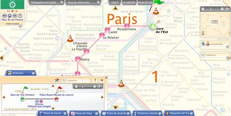 Como chegar ao hotel Paris